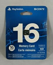 Sony Playstation PS Vita 16GB Memory Card PCH-Z161 US Version New in Card