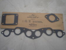 G503 jeep exhaust 3 Gaskets Kit in a Ford GPW envelope,not that mint.Fair price