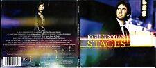 Josh Groban digpak edition cd album ft bonus tracks - Stages