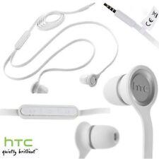 HTC RC E190 Tangle Free Media Headset - White
