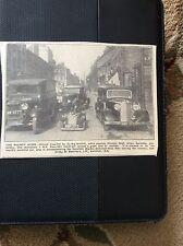 d1-1 ephemera 1935 swindon picture vauxhall car the might atom skurray's ltd