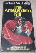 The Amsterdam Kill VHS Video Robert Mitchum