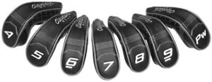 Cleveland Golf Launcher HB Turbo Iron Headcovers, 4-PW