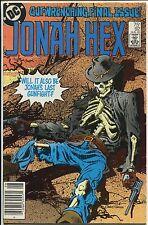 "Jonah Hex #92 ""Will It Also Jonah's Last Gun Fight!"" - (Grade 8.5)WH"