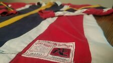 American Eagle AE Rugby 95 Sport Polo longsleeve padded rare certified authentic