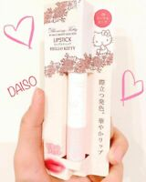 Hello Kitty Lipstick Coral pink Beauty Selection Cosmetics Sanrio From Japan