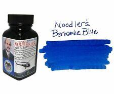 Noodler's Fountain Pen Ink - 3oz Bottle - 19067 - Bernanke Blue