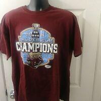 Hershey Bears Calder Cup T-Shirt 2006- xLarge -