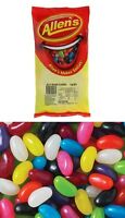 Allens Jeely Beans x 1kg Halloween Candy Buffet Party Favors Sweets Bulk Lollies
