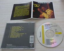 CD ALBUM LA GUITARE D'OR DE MANITAS - DE PLATA MANITAS 11 TITRES 1994