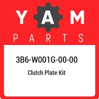 New 2006-2012 YAMAHA FZS10 FZ1 COMPLETE OEM GENUINE CLUTCH KIT 1CA-W001G-00-00