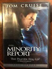 New listing Minority Report Dvd, 2002, 2-Disc Set, Full Frame