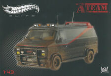 Van Agence Tous Risques/A-Team - Hot Wheels Elite 1/43