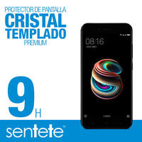 Sentete® Xiaomi Mi5X Protector de Pantalla Cristal Templado PREMIUM