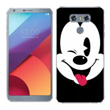 """5.7"""" Soft TPU Silicone Case For LG G6 Protective Phone Back Cover Skins Cartoon"""