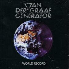Van der Graaf Generator - World Record [New CD] Bonus Tracks, Rmst