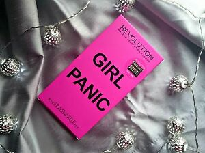 Makeup Revolution 'Girl Panic' eye shadow palette