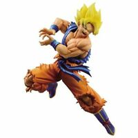 Banpresto Dragon Ball Super Super Saiyan Goku Z Battle Figure Free Shipping