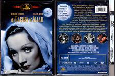 DVD Marlene Dietrich THE GARDEN OF ALLAH Charles Boyer Technicolor FS R1 OOP NEW
