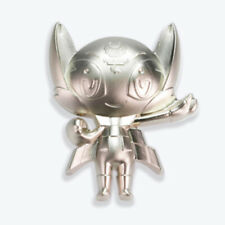 Pin Badge 02 Silver Mascot Someity Tokyo Olympics 2020 Olympic Half Solid Pins