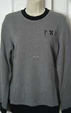 NWT WOMENS FOX RACING DARK MOON PULLOVER CREW FLEECE SWEATSHIRT TOP M MEDIUM NEW