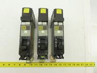 NEW POTTER BRUMFIELD W6 W68-X2Q12-3 2 POLE 277V DUAL 3A 3 AMP CIRCUIT BREAKER