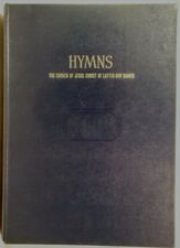 Hymns: The Church of Jesus Christ of Lds.; Revised & Enlarged (1974 Hardcover)