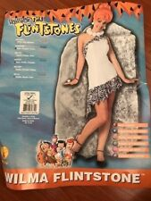 Wilma Flinstone XS Costume. Worn once as a theme work costume.
