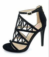Dolcis Ladies Open Cage Sandals Black UK 7 EU 40 LN23 73