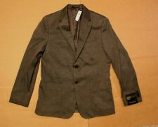 Banana Republic Men's Slim-Fit Soft Sport Coat AB3 Charcoal Grey Size 42R NWT
