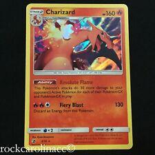 Charizard HOLO RARE 3/70 (NM/M) SM Dragon Majesty Pokemon Cards
