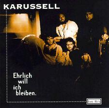 Karussell---Ehrlich Will Ich Bleiben CD