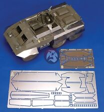 Royal Model 1/35 Fenders for US M8 & M20 Armored Car Update No.2 (Tamiya) 330