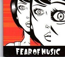(BW254) Fear Of Music, Fast Faster Fastest - 2006 DJ CD