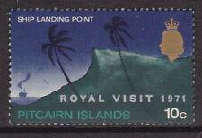 1971 Pitcairn Island Royal Visit HRH Duke of Edinburgh - MUH