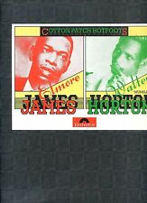 ELMORE JAMES & WALTER HORTON cotton patch hotfoots EX LP UK 1973