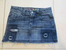 Girls Mudd Jeans Distressed Jean Skirt Sz. 10