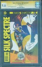 Before Watchmen Silk Spectre 1 CGC 2X SS 9.6 Conner Darwyn Cooke Variant 8/12