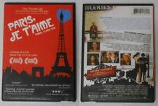 Paris Je T'Aime - Juliette Binoche, Steve Buscemi, Willem DaFoe   U.S. dvd