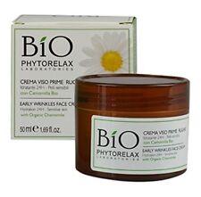 Phytorelax Bio - Crema Viso Prime Rughe 50ml Idratante 24h per pelli sensibili