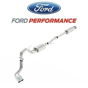 2015-2017 Ford F-150 3.5L Ecoboost Side Exit Exhaust System w/ Dual Square Tips