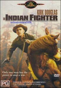 The INDIAN FIGHTER Kirk DOUGLAS Walter MATTHAU Elsa MARTINELLI Western DVD Reg 4