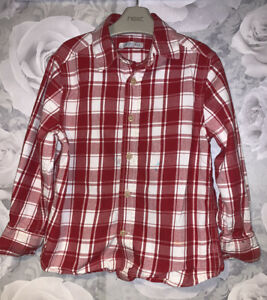 Girls Age 7 (6-7 Years) M&S Long Sleeved Shirt