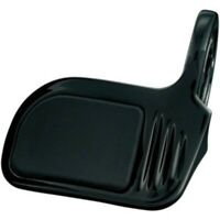 Kuryakyn 6318 Contour Right Side Black Throttle Boss ONLY for ISO Grips