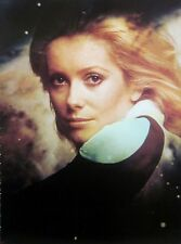 CATHERINE DENEUVE sexy clipping Galaxy color photos French actress Belle de Jour