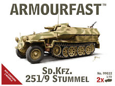Armourfast 1/72 German Sd.Kfz.251/9 Stummel # 99032