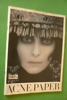 Magazine Acne Paper 9 Issue Winter 2009/10 Marquise Luisa Houses + David Lynch