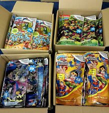 47 x Wholesale Joblot Set of 2 Puzzles Jigsaws Toys Games Birthday Party Bags