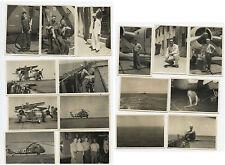 16 Original Black and White US Navy Photos HS-4 H-34 S-2F Circa 1960