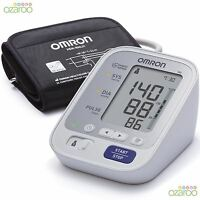 Omron M3 Digital Automático Led Intellisense Upper Arm Tensiómetro Bpm